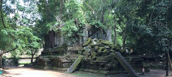 Small Outer Temple Beng Melea