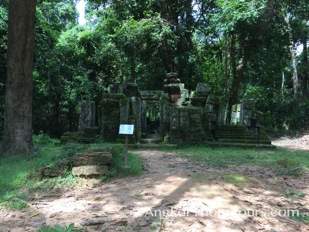 Banteay Kdei Small Outer Temple