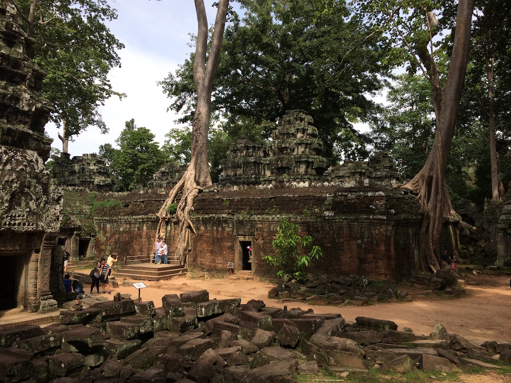 Best Photo Spot Ta Phrom Temple Cambodia